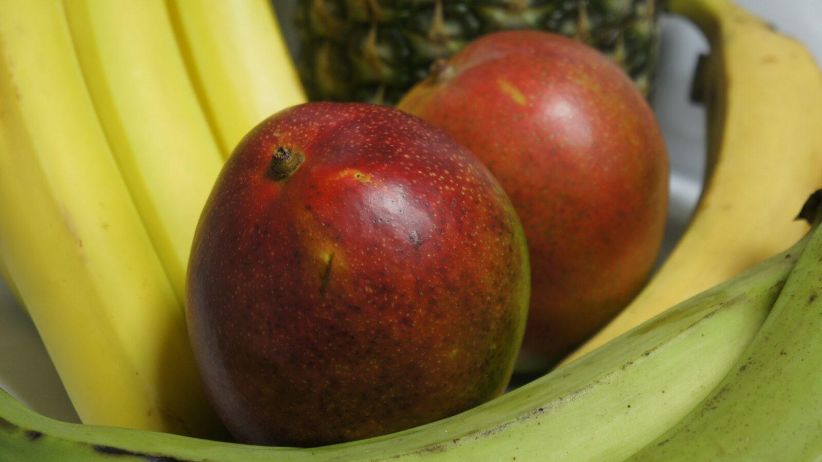 Frutos tropicales