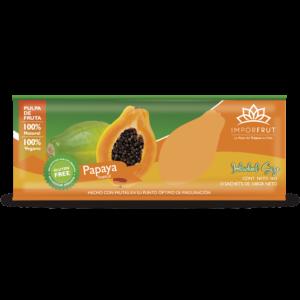 pulpa de papaya