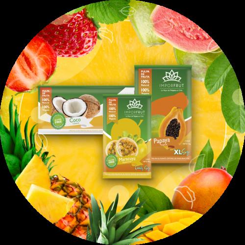 importador de frutas tropicales
